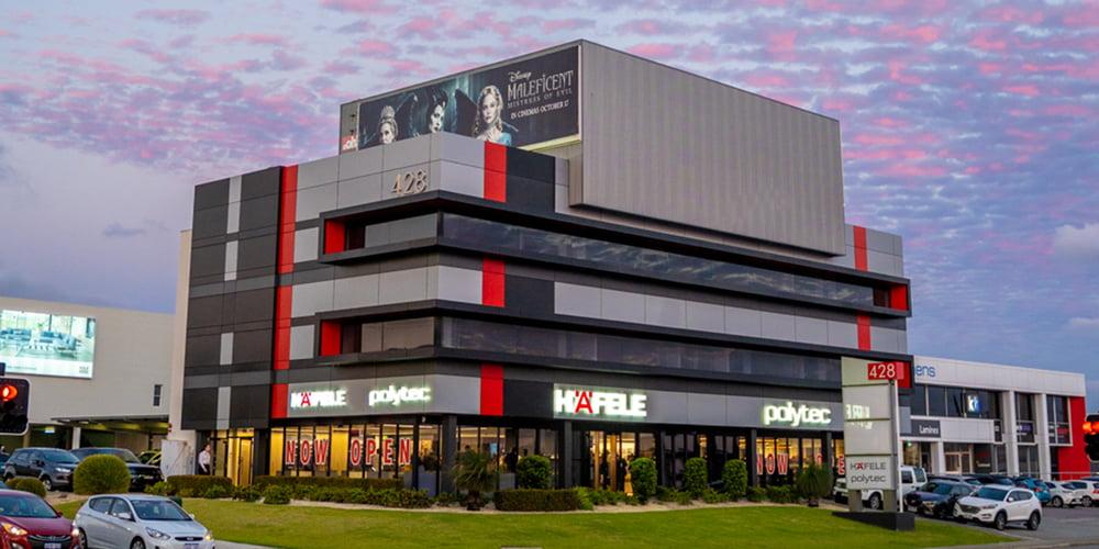 polytec's Perth Selection Studio Now Open!